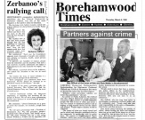 borehamwood times 1992 copy