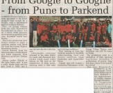 Article_From Google to Googling - from Pune to Parkend
